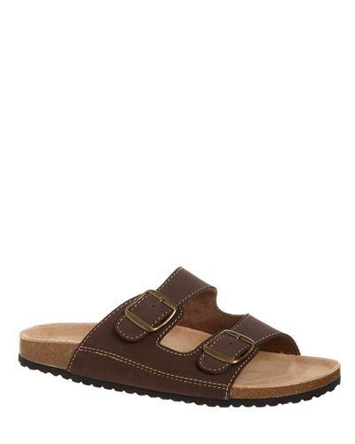 Mule Strap Sandals