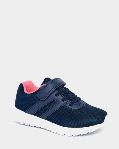 Girls Mesh Trainers