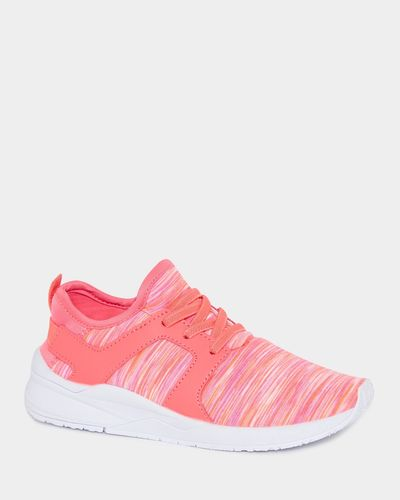 Girls Spacedye Sporty Trainers