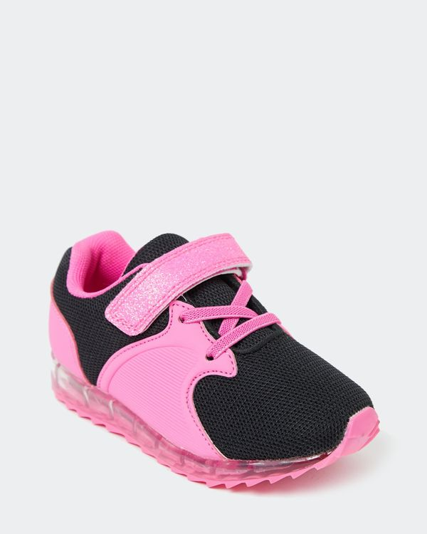 Girls Light Up Trainers