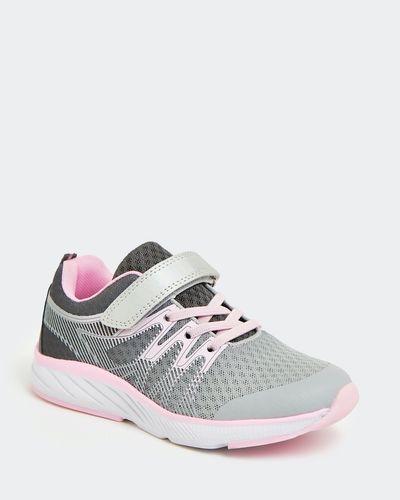 Girls Sporty Trainer (Size 8-4)