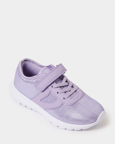Girls Mesh Trainer (Size 6-5)