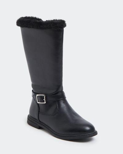 Girls Knee Boot