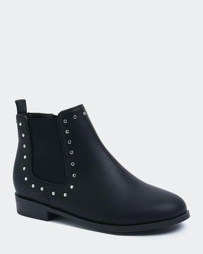 Older Girls Stud Chelsea Boots