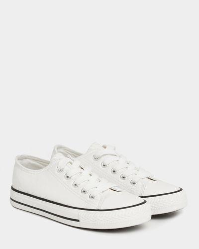 Girls PU Toe Cap Shoes