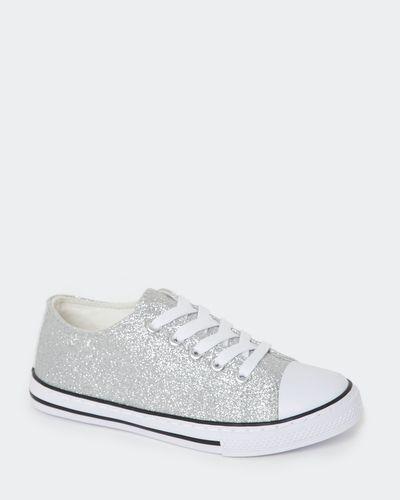 Glitter Toe Cap Shoes thumbnail
