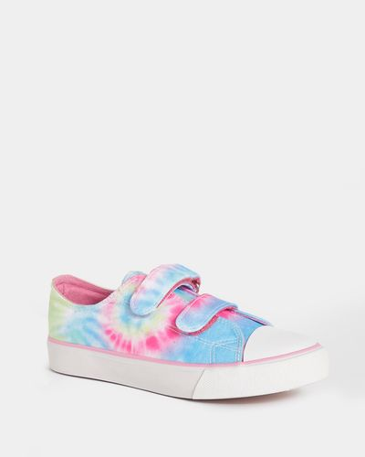 Tie Dye Canvas Shoe (Size 8-3)