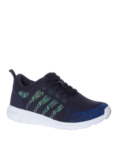 Boys Knit Trainers