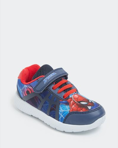 Boys Spiderman Trainer