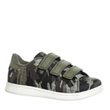 khaki Camo Strap Shoes