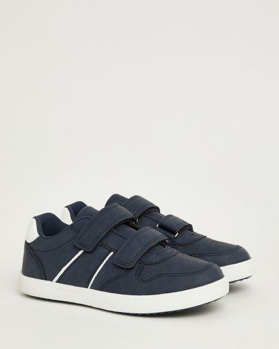 Boys Strap Shoes