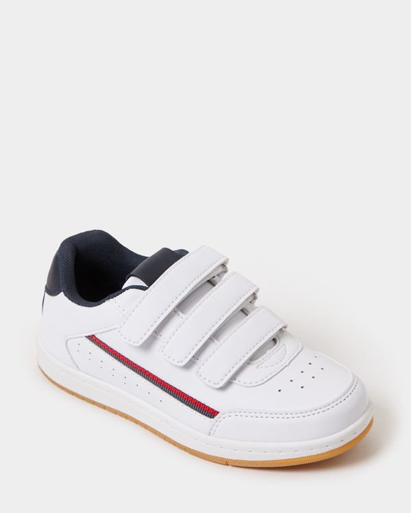 Boys Strap Shoe (Size 8-5)