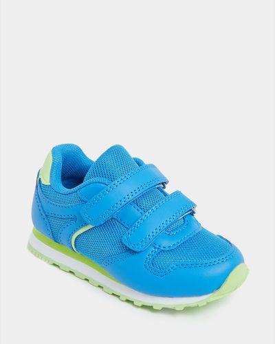 Boys Retro Trainer Shoe (Size 8-2)