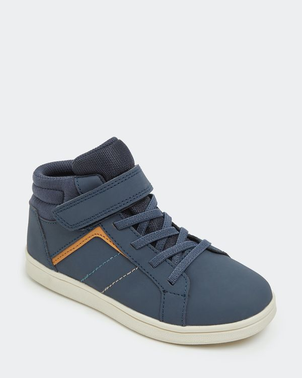 Boys Fashion High Tops