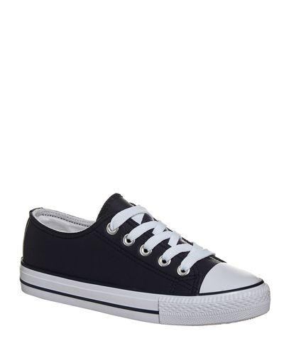 Boys PU Toe Cap Shoes