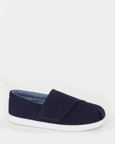 Younger Boys Fashion Canvas Shoes