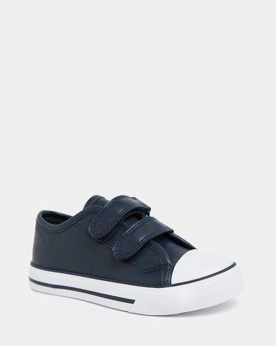 Boys PU Toe Cap Shoes (Size 8-5)