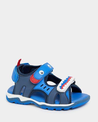 Boys Novelty Sporty Sandals