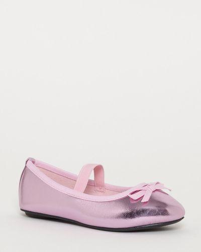 Bow Ballerina Shoes
