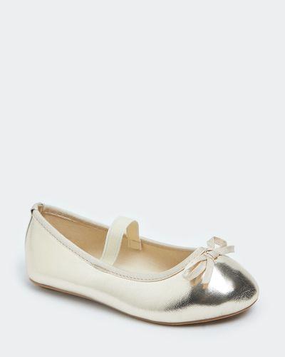 Bow Ballerina Shoe