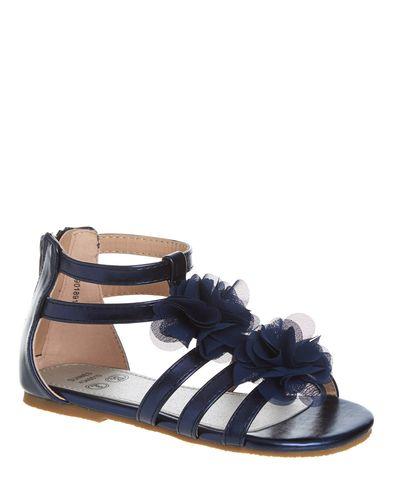 Corsage Sandals