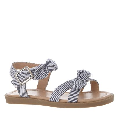 Younger Girls Bow Sandals