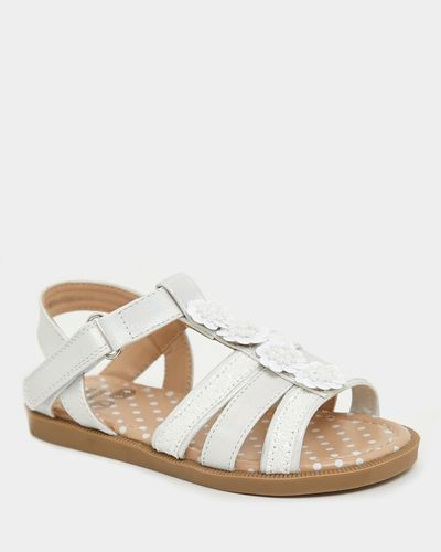 Younger Girls Jewel Sandals