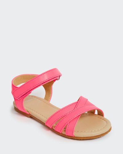 Girls Strap Sandal (Size 8-4)
