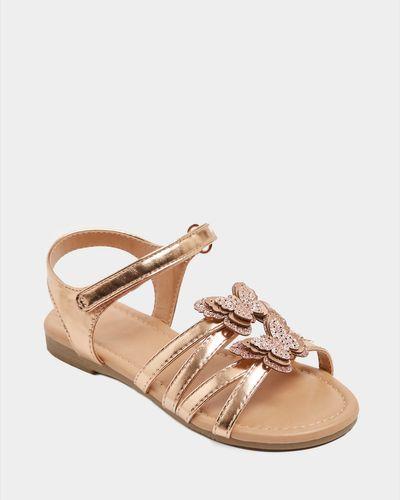 Girls Butterfly Sandal