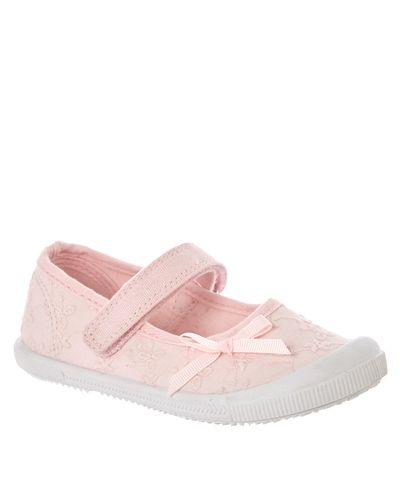 2ac2bb28c5ac8 Baby Girl Mary Jane Canvas Shoes. €5. DENIM; Pink; White. Strap Plimsoles  Strap Plimsoles