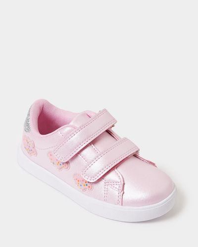 Girls PU Strap Shoe