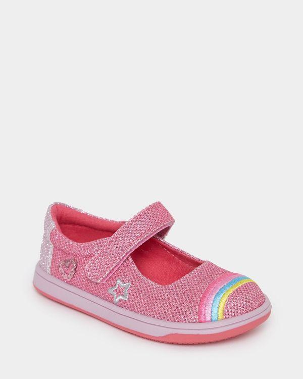 Sparkle Mary Jane Shoe (Size 6-12)