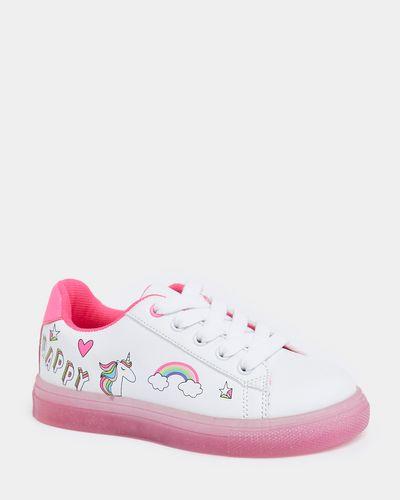 Girls Unicorn Shoe