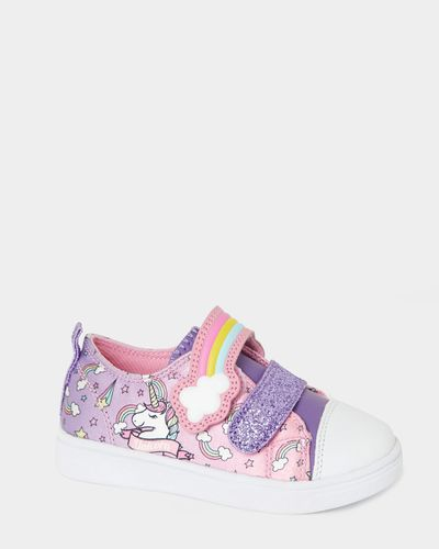 Baby Girls Rainbow Shoes