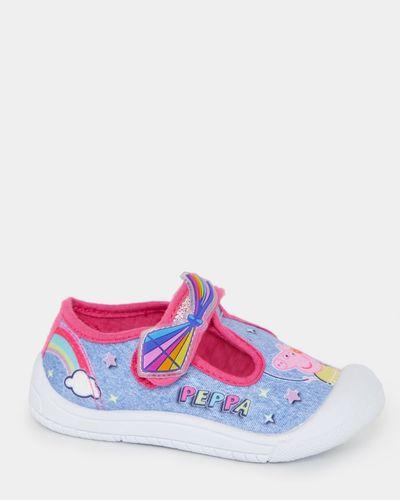 Baby Girls Peppa T-Bar Shoes
