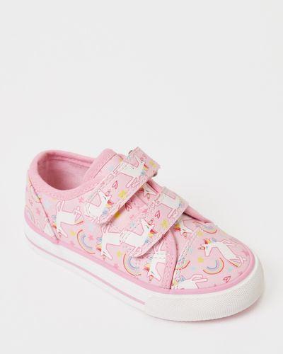 Baby Girls Unicorn Shoe thumbnail