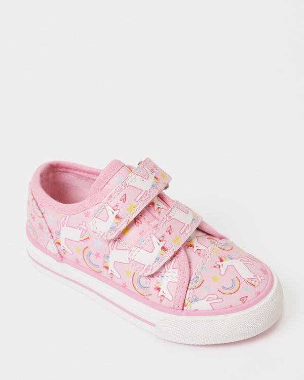 Baby Girls Unicorn Shoe