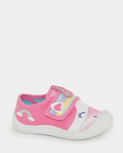 Baby Girls Novelty Unicorn Shoes