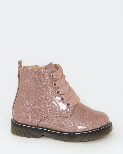 Baby Girls Lace Boots