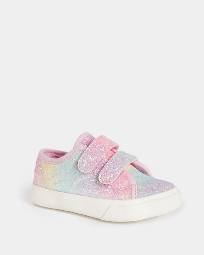 Ombre Glitter Shoe