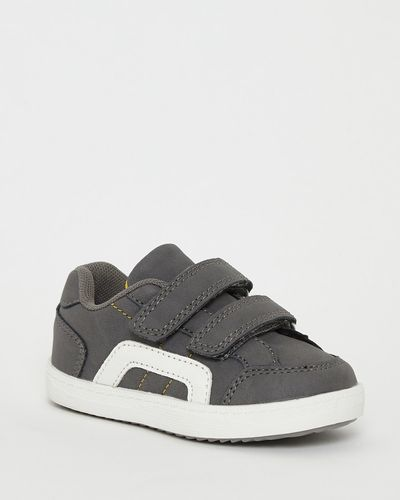 Baby Boys Strap Shoes