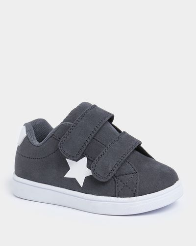 Baby Boys Mock Suede Shoes
