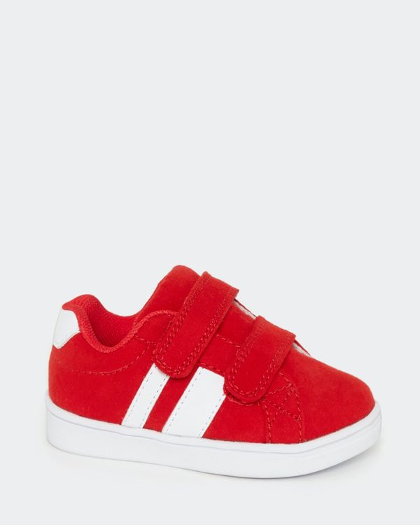 Baby Boys Mock Suede Shoes