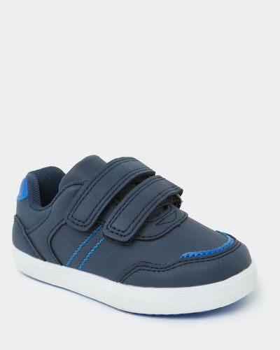 Baby Boys Double Strap Shoes