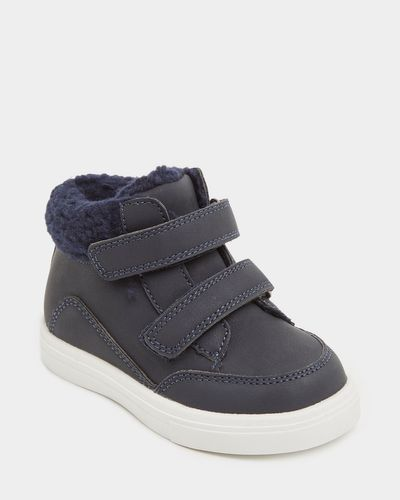 Baby Boys Double Strap Boots