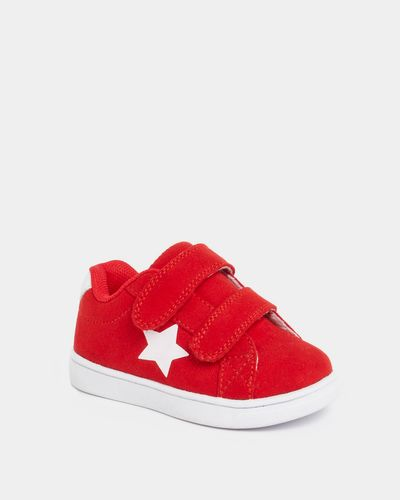 Baby Boys Mock Suede Shoe (Size 4-8)