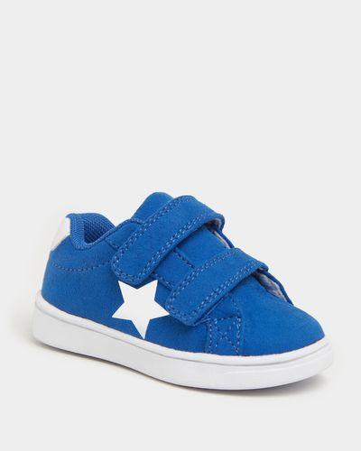 Baby Boys Mock Suede Shoe
