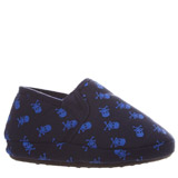 midnight Print Slippers