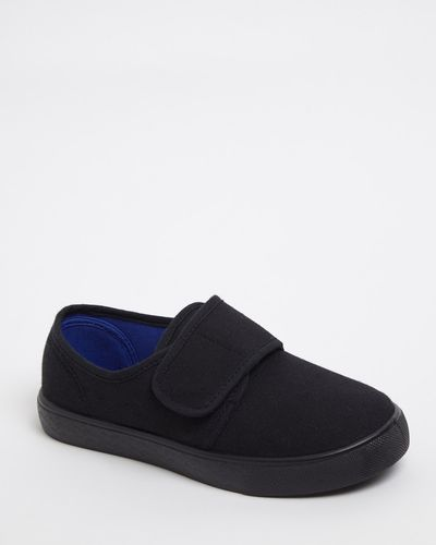 Back To School Plimsole Shoes