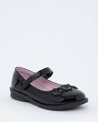 Back To School Patent Mary Jane Shoes